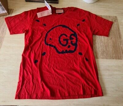 AU331.03 • Buy Gucci Red T Shirt