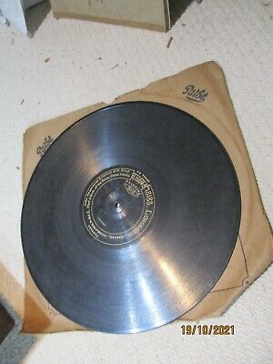 £24.99 • Buy 5 Pathe 35 Cms Aprox Centre Start Gramophone Phonograph Records In Paper Sleeves