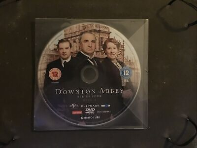 £0.99 • Buy Downtown Abbey DVD. * REPLACEMENT DISC*  SERIES 4, Disc 3
