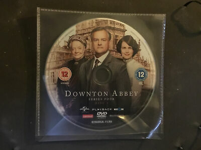 £0.99 • Buy Downtown Abbey DVD * REPLACEMENT DISC* Series 4, Disc 1 Only