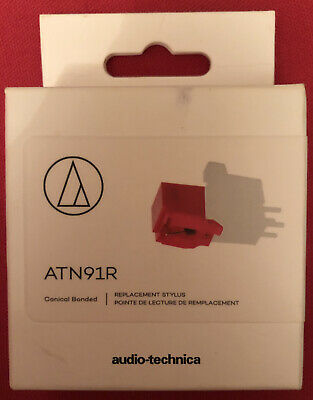 £8.50 • Buy Audio Technica  ATN91R CONICAL STYLUS ( Replacement Stylus For Phono Cartridge)