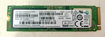 AU39 • Buy 256Gb NVME M.2 2280 SSD Samsung MZVLB256HAHQ-000H1 Solid State Drive