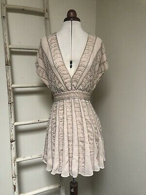 AU20 • Buy ASOS Dress Size UK 8 - New With Tag - Sequin Beaded