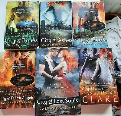 £10 • Buy The Mortal Instruments (all 6 Books) Series By Cassandra Clare