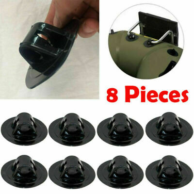 AU13.63 • Buy 8 Pieces Inflatable Kayak/fishing Boat Outboard Motor Mount Stand Holder Bracket