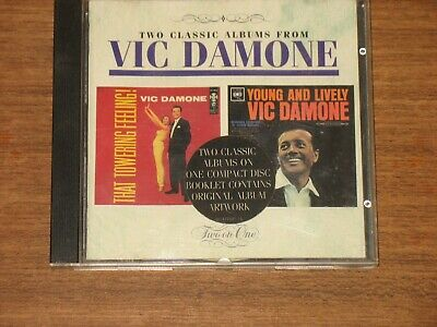 £2.49 • Buy Vic Damone 'That Towering Feeling!/Young & Lively' 1995 Columbia CD