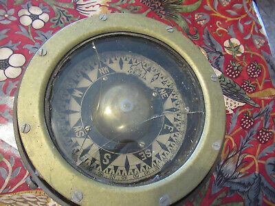 £25 • Buy Ships Compass - Vintage, Very Vintage