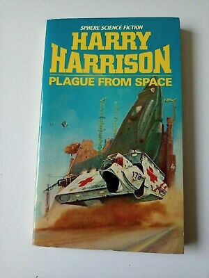 £5.99 • Buy Plague From Space Harry Harrison Vintage Sphere Sci Fi Paperback 1978