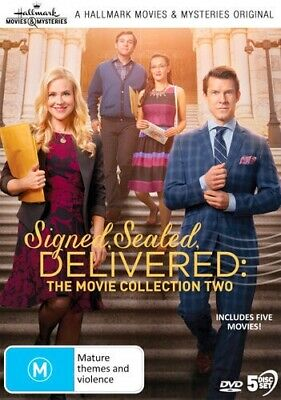 AU126.99 • Buy Signed Sealed & Delivered: The Movie Collection 2 New Dvd