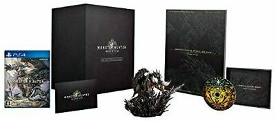 AU117.21 • Buy MONSTER HUNTER: WORLD COLLECTOR'S EDITION PS4 Japan Gift