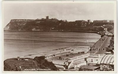 £1.99 • Buy SCARBOROUGH - North Side - Philco - Yorkshire - 1933 Used Real Photo Postcard