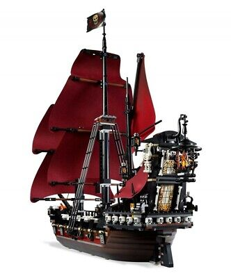 £252.21 • Buy LEGO 4195 Pirates Of The Caribbean - Queen Anne's Revenge - LIKE NEW!