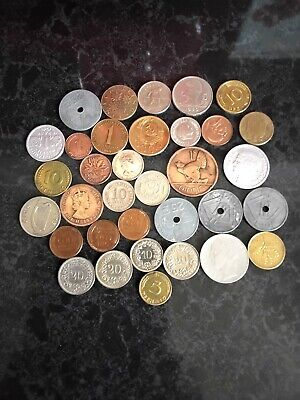 £1.49 • Buy Joblot - Used Foreign Coins