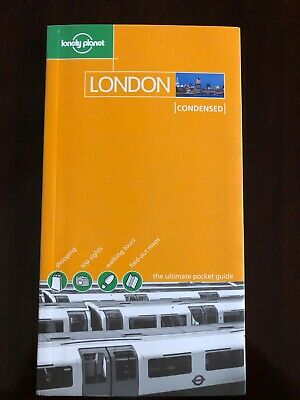 £1.63 • Buy Lonely Planet London Condensed By Steve Fallon 1st Edition 2000 NEAR MINT