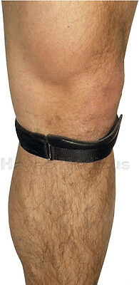 KNEE SUPPORT Patella Strap JUMPERS RUNNERS BAND Size L • 16.99£