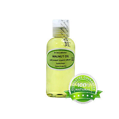 $3.99 • Buy 4 Oz Walnut Oil Organic Refined Cooking Lotion Massage