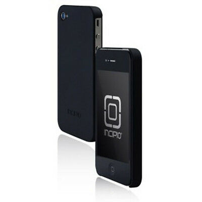 £14.57 • Buy Incipio Feather For IPhone 4 - Black Absolute