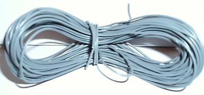 £2.73 • Buy Expo A22027 Model Railway Layout Wire 10m 1.4A Grey