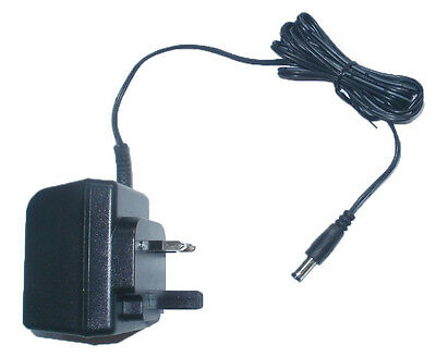 $ CDN14.33 • Buy Guitar Effects Pedal Power Supply Adapter Uk 9v 500ma Centre Negative Polarity
