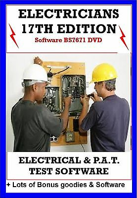 £2.45 • Buy Electrical Test Certificates Software 17th Ed Pat Test 3rd Amended +bonus Guides