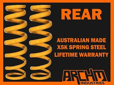 $148.32 • Buy BMW E34 523/525 REAR 30mm LOWERED KING COIL SPRINGS 1988 - 1996