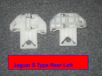 $8.99 • Buy Jaguar S-Type - Window Regulator Repair Clip (1) - REAR LEFT (driver Side)