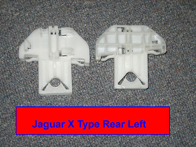 $6.79 • Buy Jaguar X Type - Window Regulator Repair Clip (1) - REAR LEFT (driver Side)
