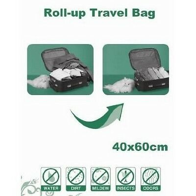 £7.28 • Buy Free S&h X8 Pack Roll-up Travel Storage Bag Space Saver