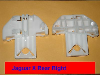 $6.79 • Buy Jaguar X Type - Window Regulator Repair Clip (1) - REAR RIGHT (passenger Side)