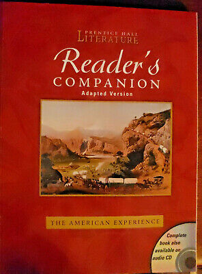 $5.95 • Buy 11th Grade 11 PRENTICE HALL Reader's Companion The American Experience English
