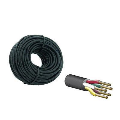 AU59.95 • Buy 5 Core 4mm Trailer Cable Wire 10m Length