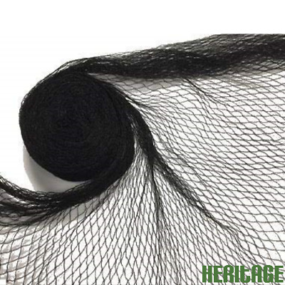 £13.95 • Buy Garden Fish Pond Net Cover Pool Netting Heron Cat Fox Leaves Protection + Pegs