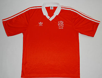 1990-1992 Holland Adidas Home Football Shirt (size L)  • 149.99£