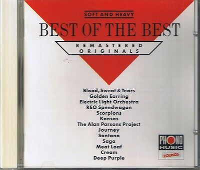 £17.81 • Buy Best Of The Best Soft And Heavy CD Various Audiophile