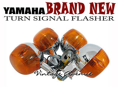 AU17.16 • Buy Yamaha G6s G7s Gt1 Gt80 Gtmx Dt80 Rd60 Turn Signal Flasher Lamp 2pair 6v [c]