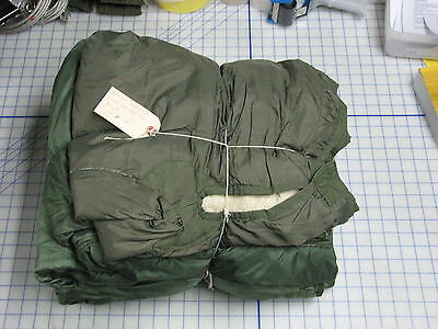 $99.95 • Buy Lot O 5 M1951 X-Large Regular Mens FIELD Trousers Pants LINERS Cold Weather NOS!