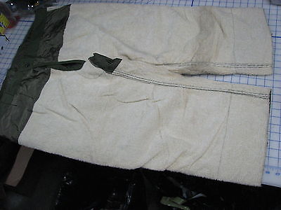 $29.95 • Buy M51 M1951 Medium Long Mens FIELD Trousers Pants LINERS Cold Weather NOS!