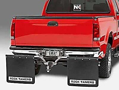 $296.90 • Buy Rock Tamer Mud Flaps Protection Boat Watercraft Trailers Fifth Wheels Travel AVT