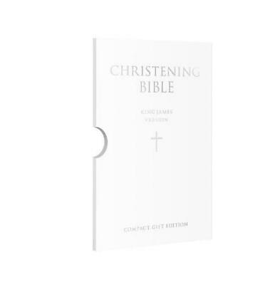 AU29.53 • Buy Standard Christening Gift Bible-KJV: King James Version (KJV) Standard White Chr