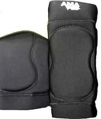 $74.99 • Buy AMA Black Pro Knee Pads Large , Wrestling Football MMA Judo Sports Jui Jitsu L