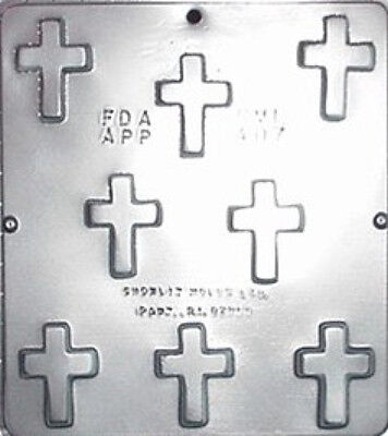 Cross Chocolate Candy Mold Religious  407 NEW • 4.39£