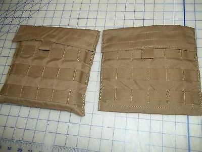 $14.99 • Buy Coyote USMC MARSOC FSBE Molle Pals Scalable Eagle Ind Pouches Side Plate Carrier