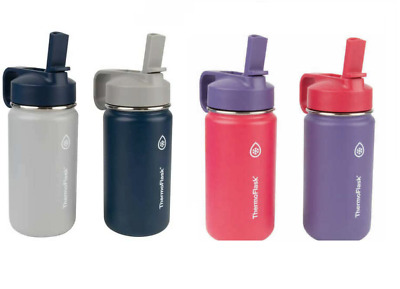 AU25.30 • Buy Thermos Funtainer Kids Water Bottles Stainless Steel Water Bottle With Straw New