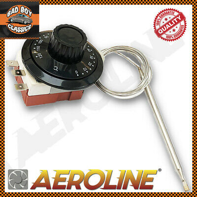 Aeroline® Capillary Thermostat Cooling Radiator Fan Control Switch UNIVERSAL  • 15.95£