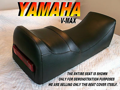 $99.95 • Buy YAMAHA VMAX LE DX 600 1993-96 2up Seat Cover 500 480 Deluxe Touring 518