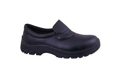 £24.49 • Buy Slip On Safety Shoes High Slip Resistance For Catering Medical Food Processing