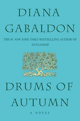 AU39.36 • Buy Drums Of Autumn By Diana Gabaldon (English) Paperback Book Free Shipping!