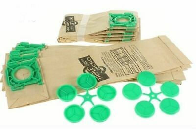 For SEBO Vacuum Cleaner Hoover Bags X/C/370 X1 X4 X4 Extra / Pet 5093ER 10Pk • 6.99£