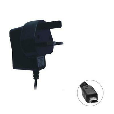 AU12.86 • Buy UK AC Mains Charger Adaptor For Garmin Nuvi 30 40 40LM 50 50LM GPS Sat Nav