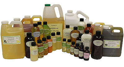 $14.99 • Buy  100% Organic Pure Natural Carrier Oils Cold Pressed 16 Oz To 1 Gallon Free Ship